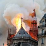 French Authorities to Remove the Lead in the Area Surrounding ​​the Notre-Dame Cathedral