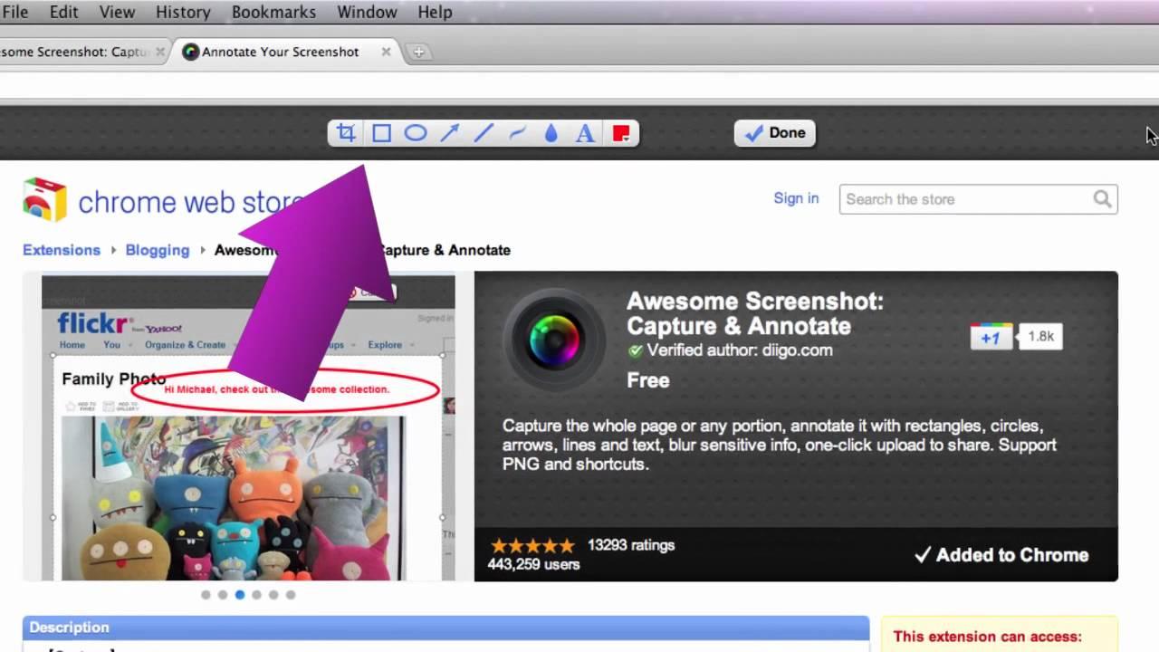 How to Take a Screenshot on Your Computer (Google Chrome ...
