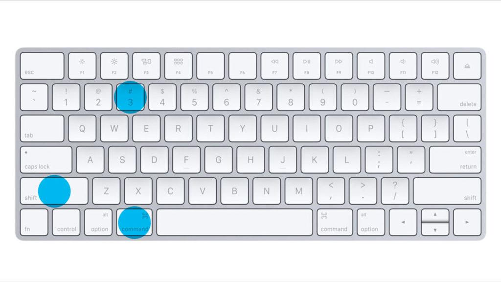 how to paste screenshot on mac
